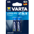 Varta Longlife Power AA LR6 2 броя