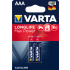 Varta Longlife Max Power AAA LR03 2 броя