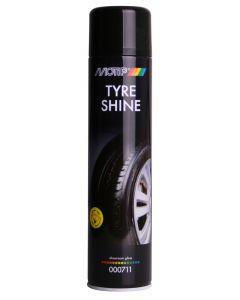 Спрей за почистване на гуми