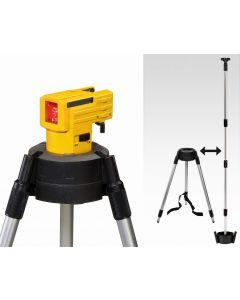 Линеен лазерен нивелир Stabila LAX 50