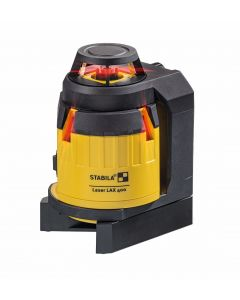 Mулти-линеен 360° лазерен нивелир Stabila LAX 400, 5 части сет