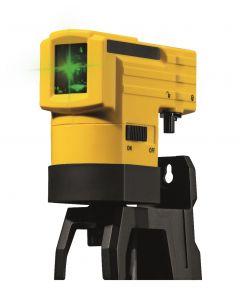 Линеен лазерен нивелир Stabila LAX 50 G // Зелен