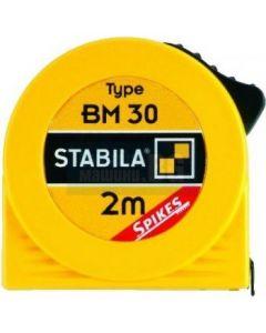 Ролетка Stabila BM 30 2 м / 13 мм