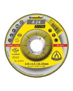 A 24 Extra диск за  рязане на  метал 180 х 3 х 22.23  мм.
