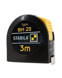 Ролетка Stabila BM 20 3 м / 13 мм