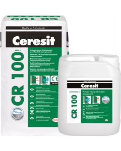 Ceresit CR 100 Хидроизолационен шлам 2К, 25кг.