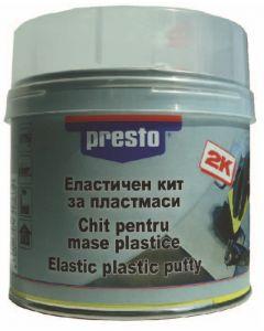 Presto Еластичен кит за пластмаса  - 250 гр.