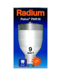 Енергосп. луна Radium PAR16 9W 2500k GU10