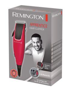 Remington машинка за подстригване комплект от 10 части Apprentice HC5018