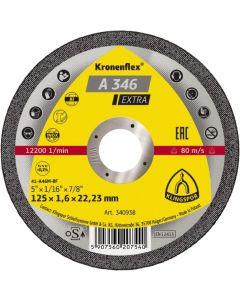 A 346 Extra  диск за   рязане на   неръжд. стомана  - нов артикул 115 x 1.6 x 22.23 мм.