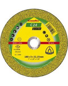 C 24 Extra диск за  рязане на  камък / бетон 230 х 3 х 22.23  мм.