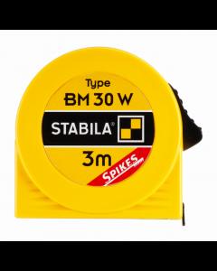 Ролетка Stabila BM 30 W  3 м / 16 мм