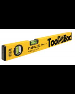 Алуминиев нивелир Stabila Toolbox 43 см