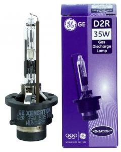 General Electric XENON D2R 53510 35W 12V P32D-3 MIH