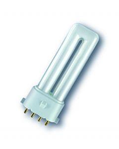 Луминисцентна лампа Radium PL RX-S/E 9W 840 2G7