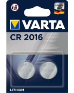 Varta CR 2016 Electronics Lithium 3V 2-pack