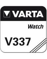 Varta V 337 Watch Silver SR416 1.55V