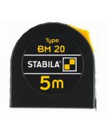 Ролетка Stabila BM 20 5 м / 19 мм