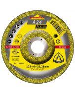 A 24 Extra  диск  за  шлайфане на  метал  115 x 6 x 22.23 мм.