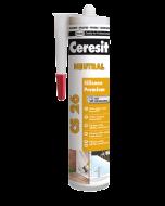 Ceresit CS 26 Неутрален 100% силиконов уплътнител, 300мл.