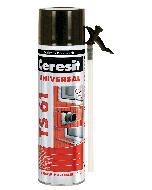 Ceresit TS 61 Монтажна полиуретанова пяна, 500мл