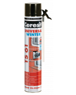 Ceresit TS 61 Зимна монтажна полиуретанова пяна, 750мл.