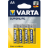 Varta Superlife R6P AA 4 броя блистер