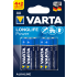 Varta Longlife Power AA LR6 4+2 броя