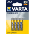 Varta Superlife R03P AAA 4 броя блистер