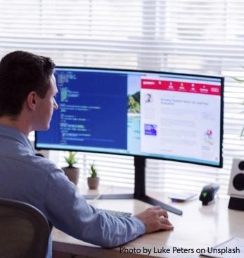 Създаване на приятна обстановка, докато работим от вкъщи, с помощта на MOTIP