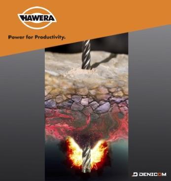 Hawera - Цялата линия аксесоари за рязане и пробиване вече на сайта на ДЕНИКОМ.